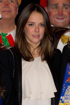 Pauline Ducruet, daughter of Princess Stephanie of Monaco