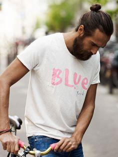 Mi tono de azul favorito!