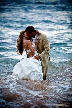 44 best Trash the dress images on Pinterest | Dream wedding, Wedding ...