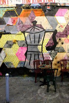 Street Art in Paris | #ruedenoyez #paris20 août 2013
