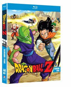 Dragon Ball Z – Temporada 5 (Saga de Cell Parte 1) BR 1080p Audio Trial Latino..........  Pass: estrenoslatinoshd.com