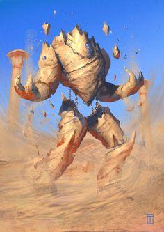 Ancient Defender by TyphonArt.deviantart.com on @DeviantArt
