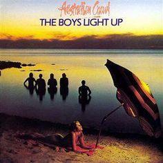 Australien Crawl - The Boys Light Up (Rockklassiker) Pink Floyd Album Covers, Cool Album Covers, Surf Music, Rock Music, 80s Music, Kinds Of Music, Music Is Life, John Farnham, Stoner Rock