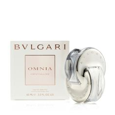 Omnia Crystalline Eau de Toilette Spray for Women by Bvlgari Bvlgari Omnia Crystalline, Fragrance Outlet, Perfume, Gifts For Photographers, Flash Photography, Smell Good, Tea, Crystals, Beauty Regime