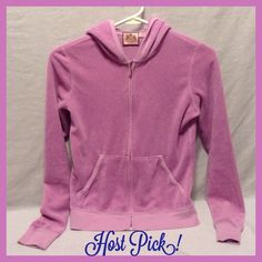 HP!  Light Pink/Lavender Juicy Jacket Light Pink/Lavender Juicy Jacket Juicy Couture Jackets & Coats