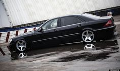 Mercedes-Benz S-Class (W220) Tuning (3) | Tuning