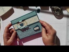How to Use Stampin' Up! Beveled Window Panes youtube.com