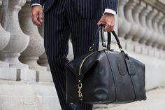 Ghurka Cavalier II Leather Duffel Bag - He Spoke Style Travel Log, Duffel Bag, Cavalier, Womens Fashion, Leather, Bags, Style, Handbags, Swag