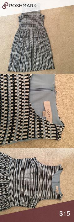 Ann Taylor Loft dress NWT loft dress, cute for summer LOFT Dresses Midi