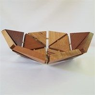 click to view more about  Interrupted wooden bowl