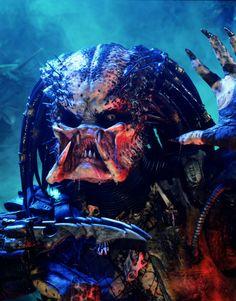 predator one - Arnie and crew against a giant alien lizard - good movie!