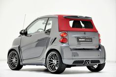 #smart #BRABUS ULTIMATE 120