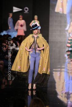 Fotografías Moda Flamenca - Simof 2014 - Antonio Gutierrez - Noveles - Foto 07