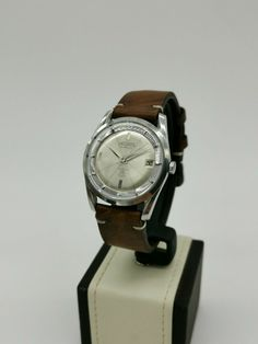 35mm - 120EUR - stunning - Vintage Valorus(polerouter) Automatic Watch Automatic Watch, Ebay, Watches, Accessories, Vintage, Wristwatches, Clocks, Vintage Comics, Jewelry Accessories