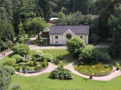 Fabulous Freiburg Germany Botanical Garden