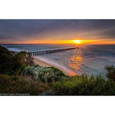6/9/15  Fathers Day sunrise from Point Lonsdale.  #pointlonsdale #visitgeelongbellarine #australiagram #amazing_australia #geelong #aussiephotos #sky_sultans by petertaylorphotography http://ift.tt/1EBJopQ