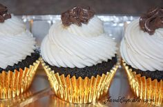 Crown Royal Reserve cupcakes! Wow!