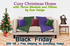 Black Friday Sales by Scar Design on Society 6!!! Cozy Christmas Home with Blankets & Pillows!!! #BlackFriday #blackfriday #sales #Sales #discount #society6 #Xmas #XmasHome #ChristmasHome #ChristmasBlanket #ChristmasPillows #ThrowBlankets #ThrowPillows #buyXmasGifts #BuyChristmasGifts #giftsforhim #giftsforher #xmasgiftsforhome #homedecor #holidaysgifts #MerryChristmas #XmasHomeGifts #ScarDesign #BlackFridayGifts #onlineshopping