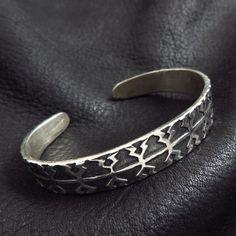 Silver Viking bracelet from Gotland from The Sunken City by DaWanda.com