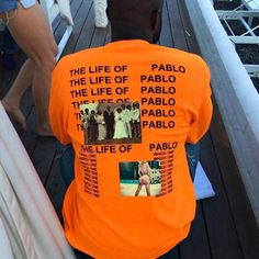 More 'The Life of Pablo' merch might be heading our way based on a tweet posted by Kanye West last night.