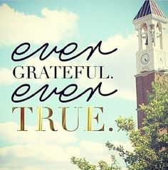 Ever grateful, ever true Thus we raise our song anew Of the days we've spent with you, All Hail, Our Own Purdue!
