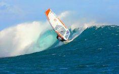 Working from Mauritius - windsurf