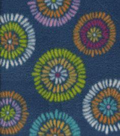 Anti-Pill Fleece Fabric-Josser Jewel