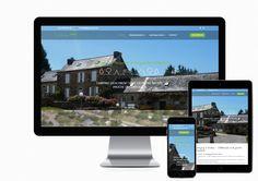 Création et optmisation du nouveau site du Camping Ty Provost à #Chateaulin http://www.air-media29.com/camping-finistere-ty-provost.html