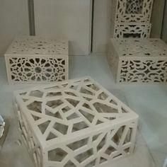 MDF table, cnc