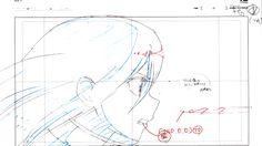 "figma: "" Original Animation Sketches of Sword Art Online II Opening 1 "" Animation Process, Learn Animation, Animation Reference, Animation Storyboard, Animation Sketches, Human Anatomy Art, Manga Drawing Tutorials, Fantasy Art Women, Animation Tutorial"