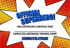 free zap certificates printable - Google Search