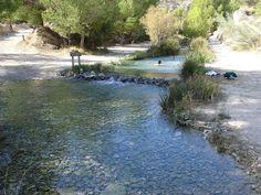 Rio Luchena, Lorca, Murcia, Spain
