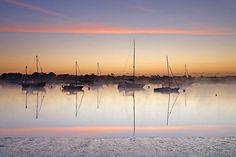 River Deben, Waldringfield, Suffolk.