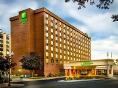 Arlington (VA) Holiday Inn Arlington at Ballston United States, North America Holiday Inn Arlington at Ballston is perfectly located for both business and leisure guests in Arlington (VA). The hotel has everything you need for a comfortable stay. Facilities like free Wi-Fi in all rooms, 24-hour front desk, facilities for disabled guests, express check-in/check-out, luggage storage are readily available for you to enjoy. Each guestroom is elegantly furnished and equipped with h...