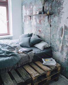 41 ideas for bedroom decoration boho loft Vintage Room, Bedroom Vintage, Vintage Bohemian, Bohemian Decor, Vintage Style, Trendy Bedroom, Modern Bedroom, Bedroom Colors, Bedroom Decor