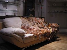 Couch throw