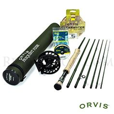 Orvis Clearwater Frequent Flyer 8weight 90 Fly Rod Outfit * Be sure to check out this awesome product.
