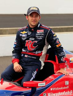 Marco Andretti - Indianapolis 500: Qualifying
