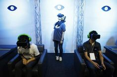 e3dffde47f5 Facebook s Oculus unveils new virtual reality prototype device