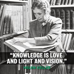 Helen Keller, author, political activist, lecturer, and the first deafblind person to earn a Bachelor of Arts degree.  Photo: Getty Images
