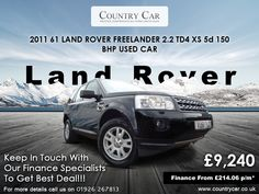 Country Car is the best place to track down great deals on used Land Rover models for sale in Warwick. Land Rover Off Road, Land Rover Car, Land Rover Models, Freelander 2, Land Rover Freelander, Range Rover Classic, Cars Land, Group Insurance