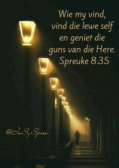 Bible Quotes, Bible Verses, Pictures Of Jesus Christ, Afrikaans Quotes, Gods Grace, Motivational Words, Christianity, Prayers, Spirituality