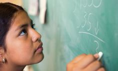 What is it about middle school and mathematics? Decades of educational research demonstrate that during the years between elementary school and high school,