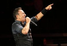 Can Bruce Springsteen Refuse to Play a Gay Wedding? Bruce Springsteen, Ties That Bind, New York, The Godfather, Big Men, Confessions, Nars, Concert, Music