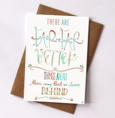 CS Lewis Blank Greetings Card by FelicityMildred on Etsy