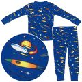 Boy's 100% Cotton Printed Pajamas Our fun selection of long sleeved cotton pajamas for boys includes animal and cartoon prints. Featured brands include Lazy One and Little Ones. These soft, comfortable 100% cotton pajamas are meant to be snug fitting. These handsome boy's pajamas are Agabang brand.100% SKAL certified organic cotton http://savewithusdeals.blogspot.com/p/spring-fashion-tren.html