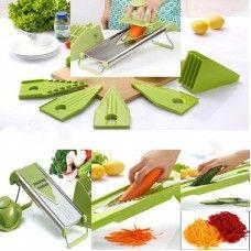 Multifunction Vegetable Shredder