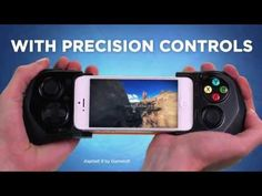 MOGA Ace Power iOS 7 Game Controller Trailer