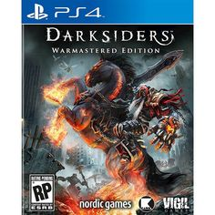 (*** http://BubbleCraze.org - Like Android/iPhone games? You'll LOVE Bubble Craze! ***)  Darksiders: Warmastered Edition - PlayStation 4, 811994020628
