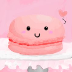 french macaron cartoon - Google Search